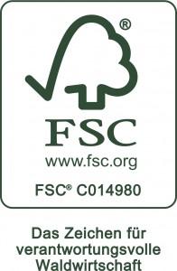 Werbekalender FSC®-zertifiziert