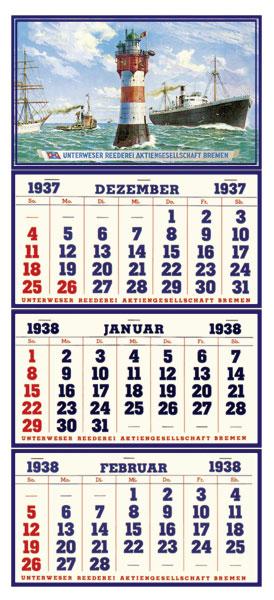 URAG Kalender web
