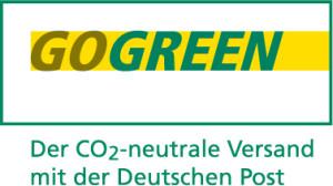 GOGREEN: klimaneutraler Versand der Deutschen Post