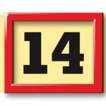 Tagesmarkierung 3-Monatskalender super 101