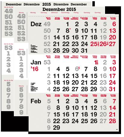 Kalendarien planer