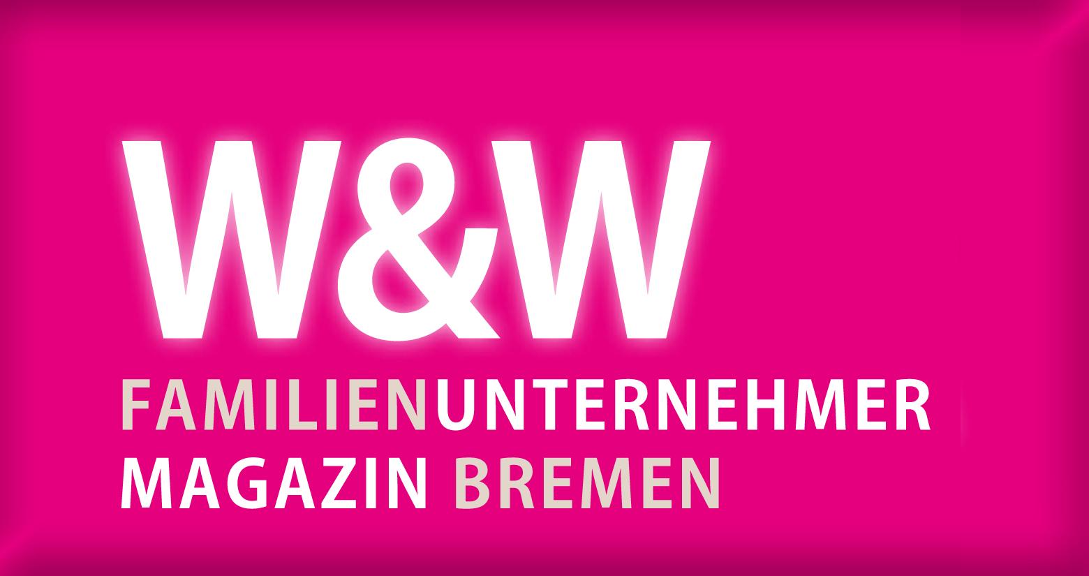 W & W Familienunternehmer Magazin Bremen berichtet über terminic