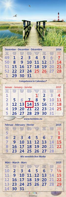 Kreative Kalender