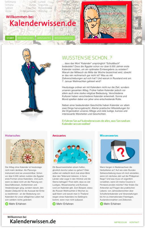 Netz-Tipp: www.Kalenderwissen.de