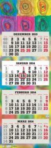 """terminic fertigt """"Schulkalender"""""""