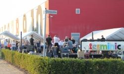 Kalenderhersteller terminic feiert Sommerfest