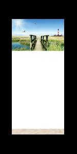 4-Monatskalender dispo Quadro 4plus Beispielbild