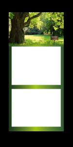 4-Monatskalender planer Quadro Beispielbild