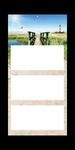 3-Monatskalender super 103 Beispielbild