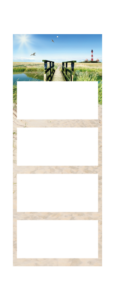4-Monatskalender super 103 Quadro Beispielbild