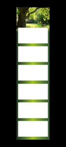 6-Monatskalender super 1 magnum Beispielbild