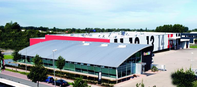 Kalenderhersteller terminic GmbH_Luftaufnahme