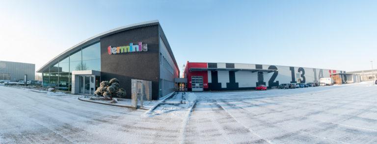 Kalenderhersteller terminic GmbH Außenansicht Panorama
