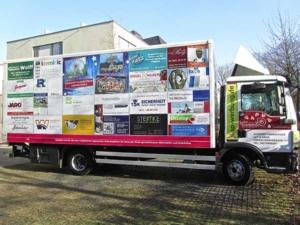 Kalenderhersteller terminic sponsort Bremer Shakespeare Company