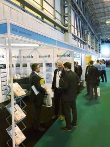 Kalenderhersteller terminic auf der Transport- und Logistikmesse Multimodal 2017