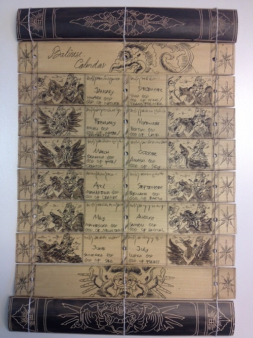 Balinesischer-Kalender