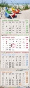 terminic Kalender Sonderedition 2018
