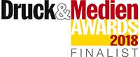 Button Druck&Medien Awards Finalist