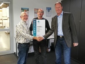 terminic erneut zertifiziert für Klimainitiative