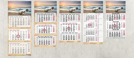 Kalendersortiment terminic