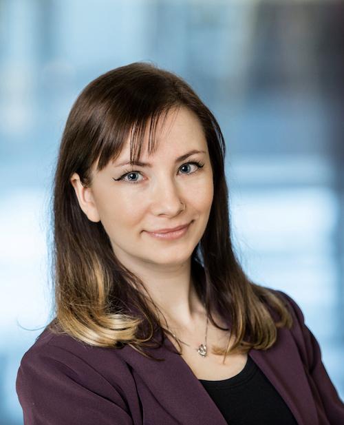 Franziska Schön aus der Unternehmenskommunikation von terminic